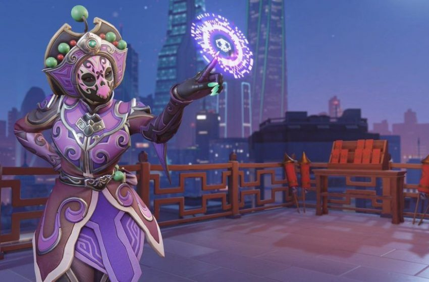 Sombra's New Face Changer Skin Has a Fun Weapon Feature