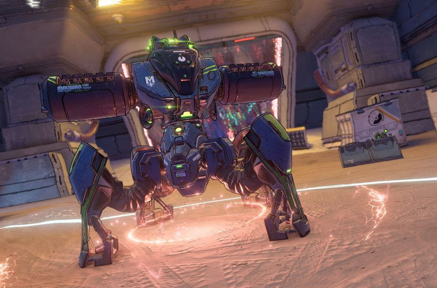 Borderlands 3's Takedown at Maliwan Blacksite Gets Difficulty Scaling, but Not for Long