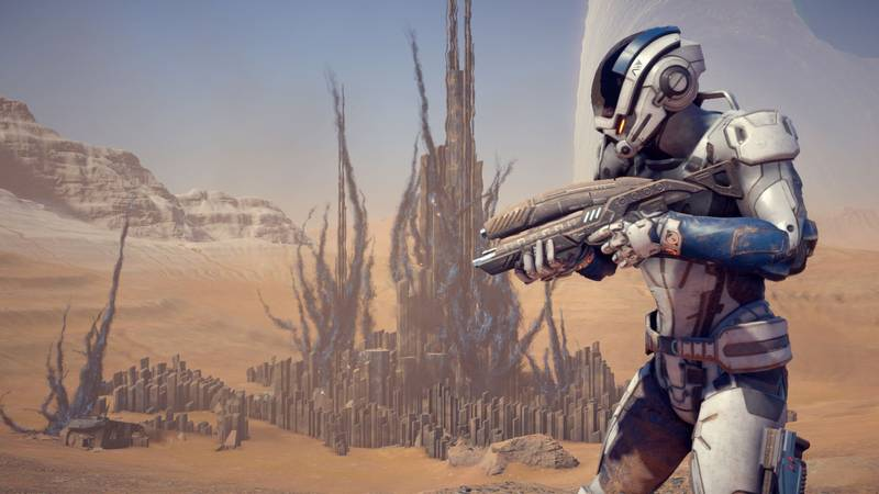 Mass Effect Andromeda The Lost Scout Side Quest Walkthrough