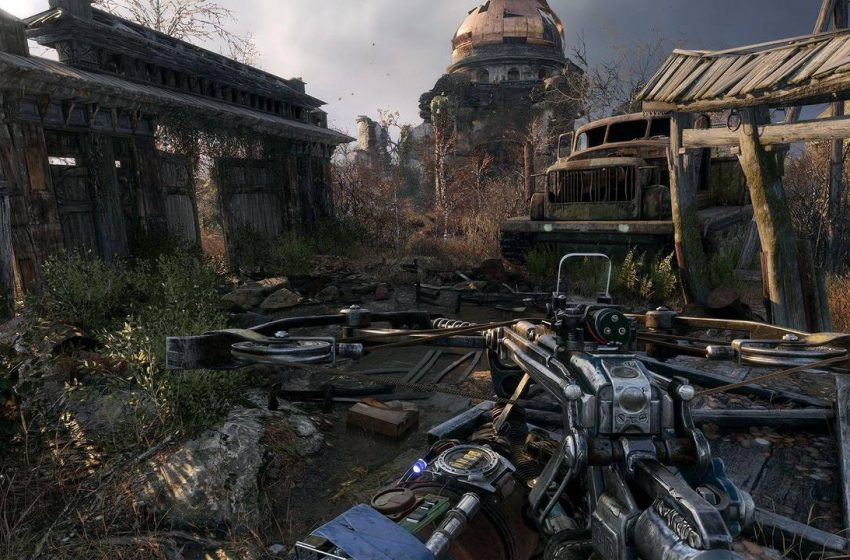 Metro Exodus sold 200,000 copies at launch on Steam