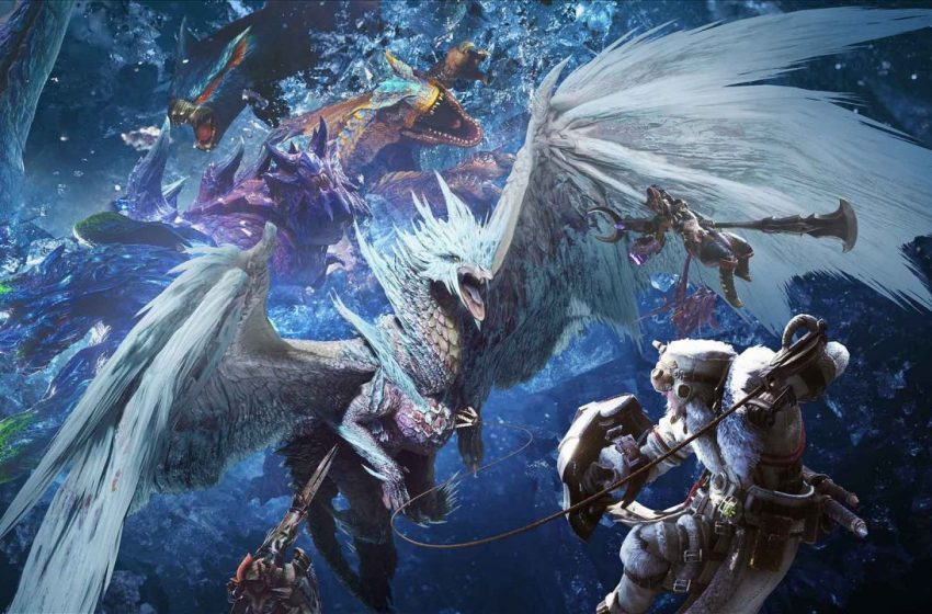 Monster Hunter World: Iceborne Updated Movesets Revealed in New Videos