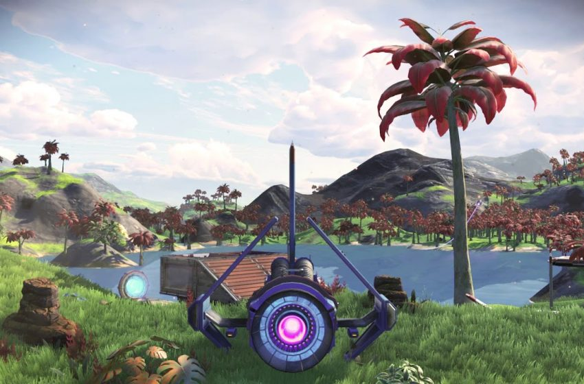 No Man's Sky Synthesis Update Finally Allows You to Customize Your Ride