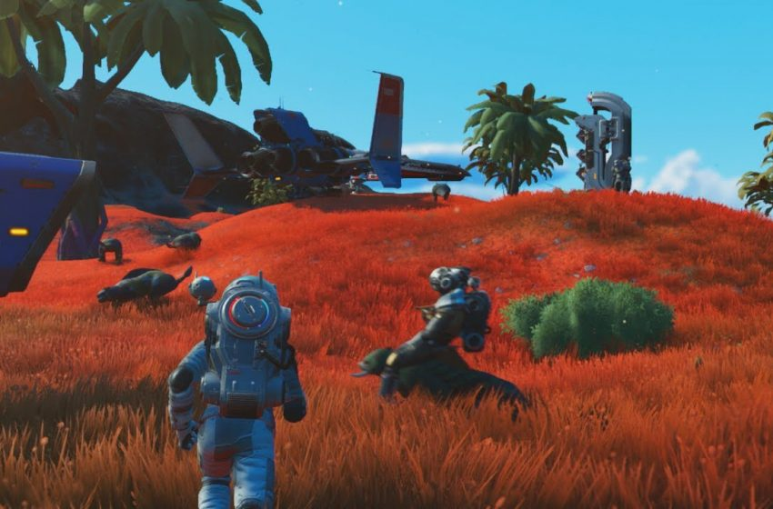 How Multiplayer Works in No Man's Sky Beyond