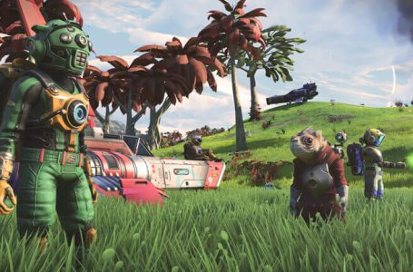 How to Travel Faster than normal Sprint – No Man's Sky