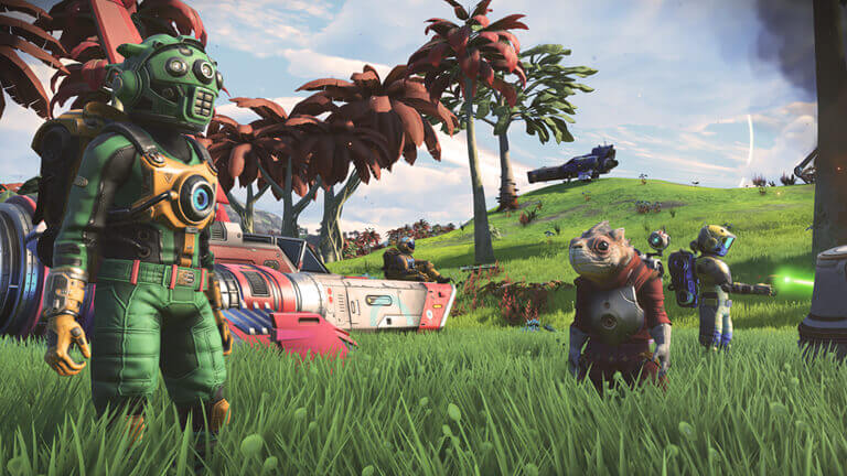 No Man's Sky: Massive List Of Missing Features, Where's The No Man's Sky We Were Sold On?