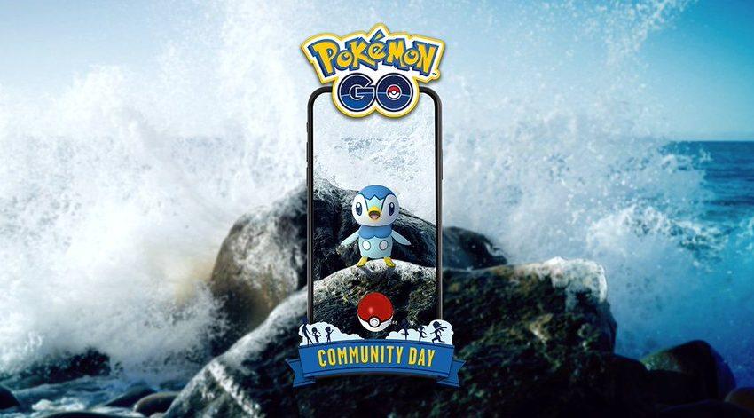 Pokémon Go's January 2020 Community Day Will Star Piplup