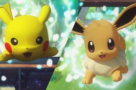 Must Trade For Pokemon In Pokemon Let's Go Pikachu & Eevee