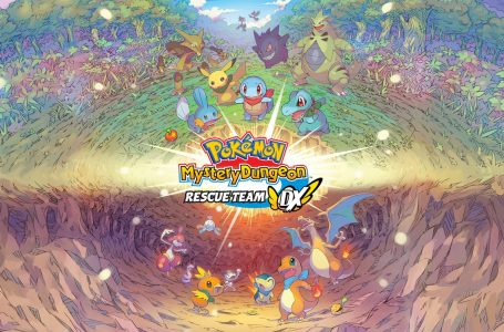 eShop confirms Pokémon Mystery Dungeon DX on Switch size as 2.1GB