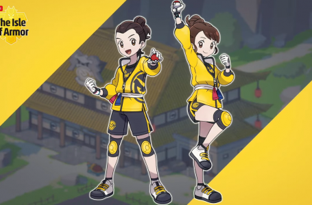 Meet the New Characters Introduced in Pokémon Sword and Shield's DLC