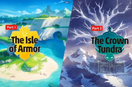 Are Pokémon Sword and Shield's Isle of Armor and Crown Tundra DLC Sequels?