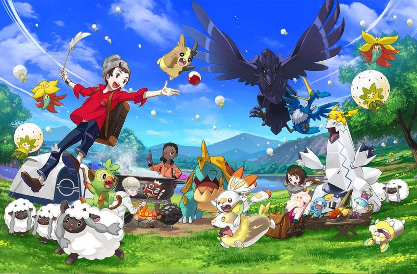 Pokémon Sword and Shield Still Topping the Japanese Sales Charts