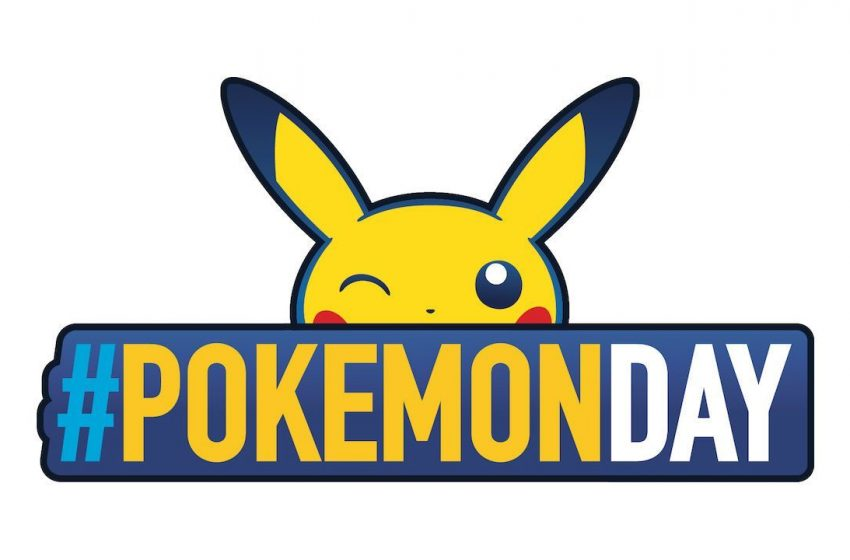 Pokemon Day logo