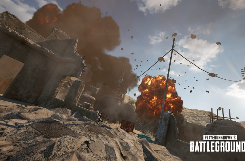 PUBG's new map brings urban combat on a smaller scale, sticky bombs, and the Black Zone