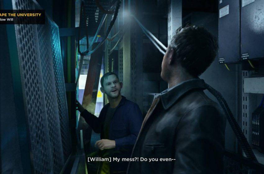 Quantum Break Act 3 Junction: Sofia Amaral or Martin Hatch Walkthrough Guide