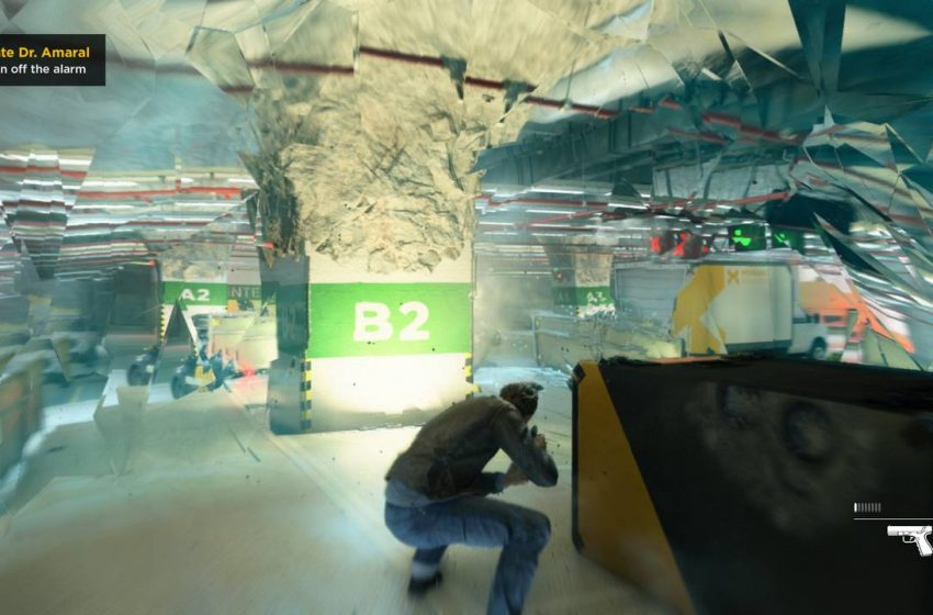 GameStar Magazine: Quantum Break Coming To PC and Xbox One Simultaneously on April 5