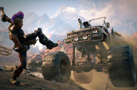 Rage 2 Character Creation Guide   All Changeable Options