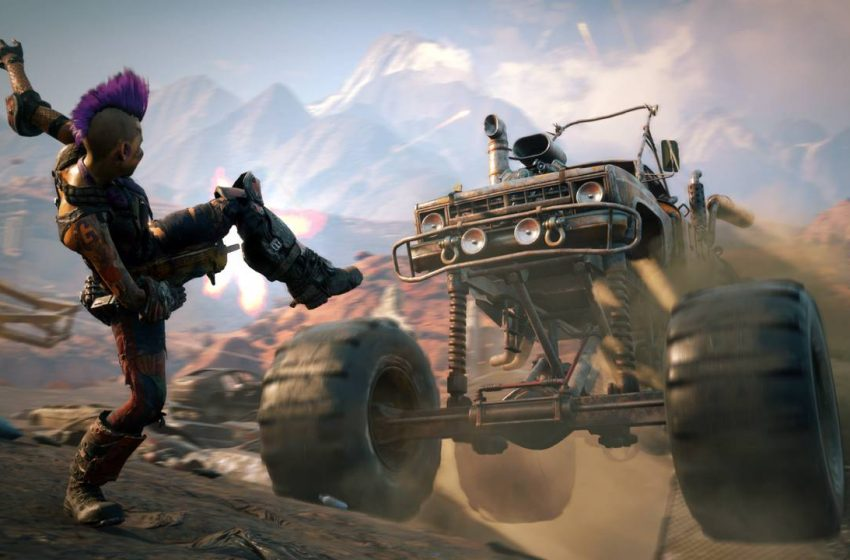 Rage 2: How to Unlock the Shatter Ability