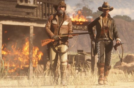 Red Dead Online Bard's Crossing Treasure Map & Chest Location