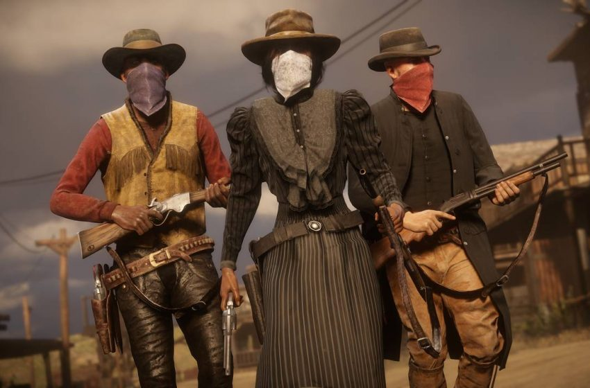 Red Dead Online Announced With Beta Coming in November
