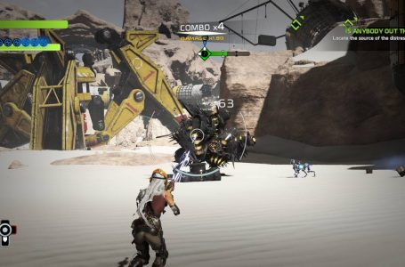 ReCore Walkthrough Part 3 – Whisper in the Sand, The Cradle, and Kai's Crawler
