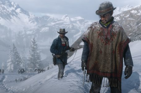 Where to find Rocky Seven in Red Dead Redemption 2