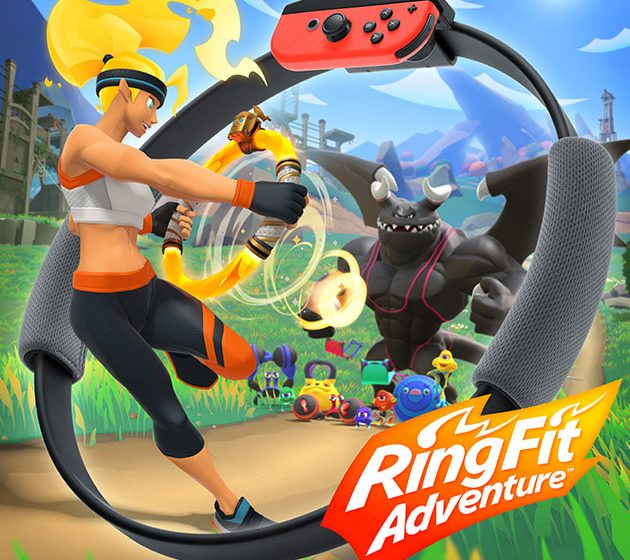 Ambitious gamers are speedrunning Ring Fit Adventure