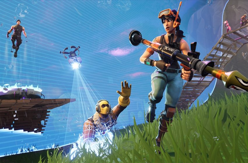 Search and Destroy Limited Time Mode Challenges in Fortnite