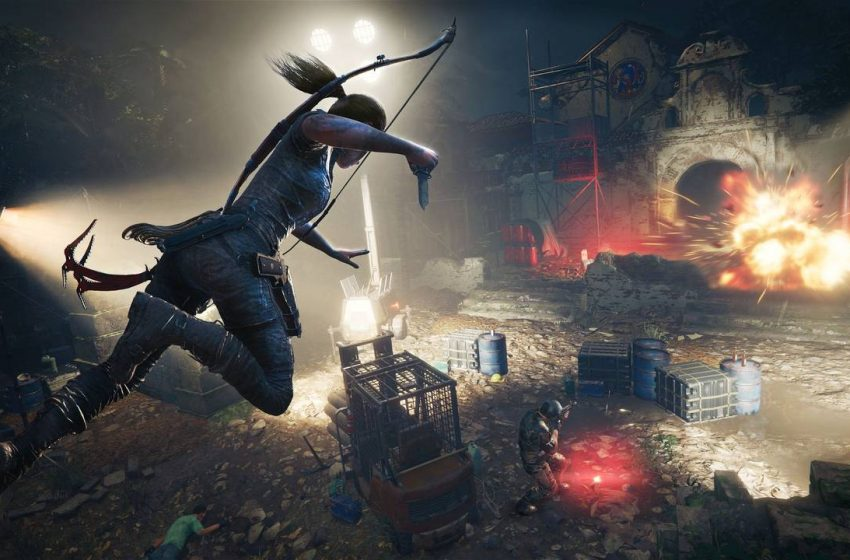 Brave Adventure | Shadow of the Tomb Raider Walkthrough | White Queen Puzzle