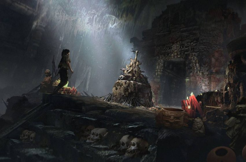"""Shadow of the Tomb Raider's Second DLC """"The Pillar"""" Out Now"""