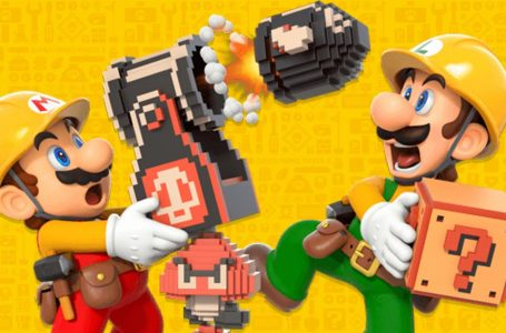 Nintendo building on Super Mario Maker 2 with further updates