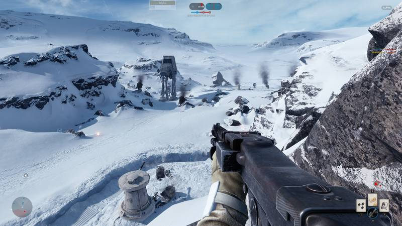 Star Wars Battlefront II vs Battlefront I Sales Disappointing In US – Down By 50% Margin