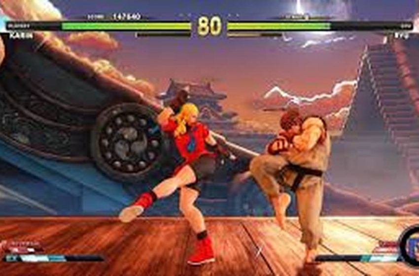 Street Fighter V: RYU Moves List for Unique Attacks, Special Moves and Critical Art
