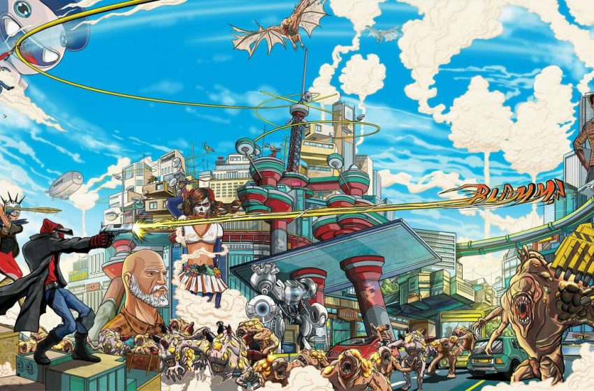 """Spencer On Sunset Overdrive 2: """"Good Things Can Get Revisited"""", Talks About Project Gotham Racing For XB1"""