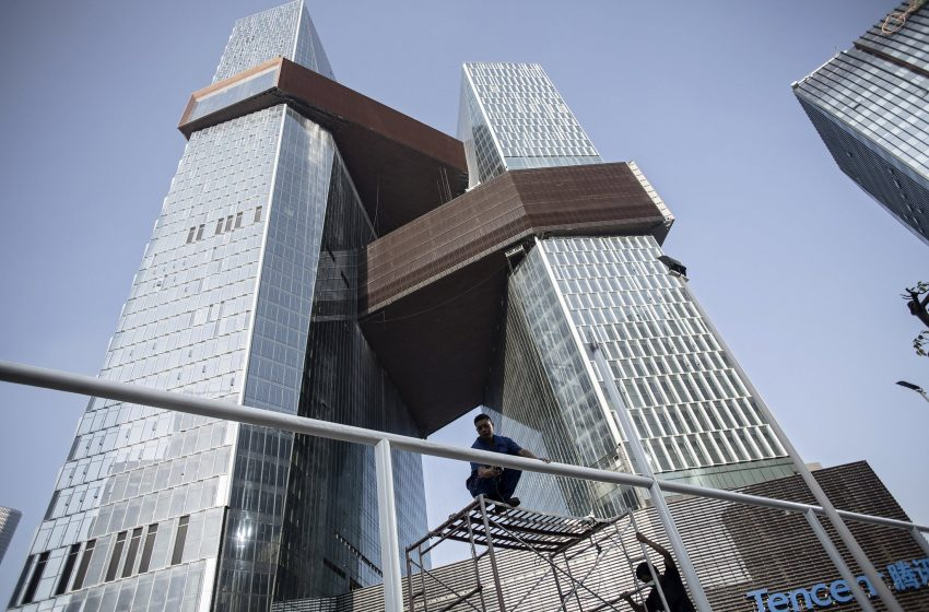 Tencent Has Put Its Own Office Building in Call of Duty: Mobile