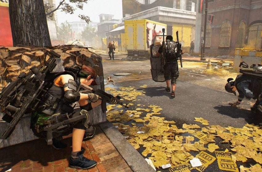 The Division 2 – How to Save