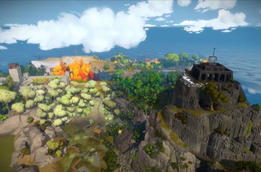The Witness: Walkthrough Part 10 – Swamp, Submerged Rooms and Laser Beam