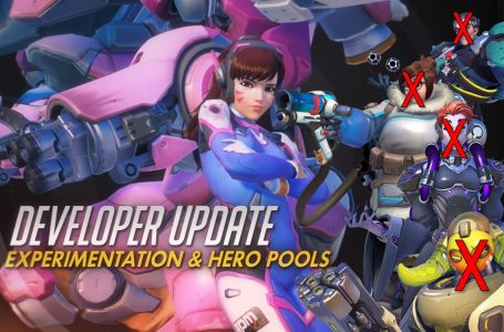 Overwatch Experimental Card and Hero Pools explained