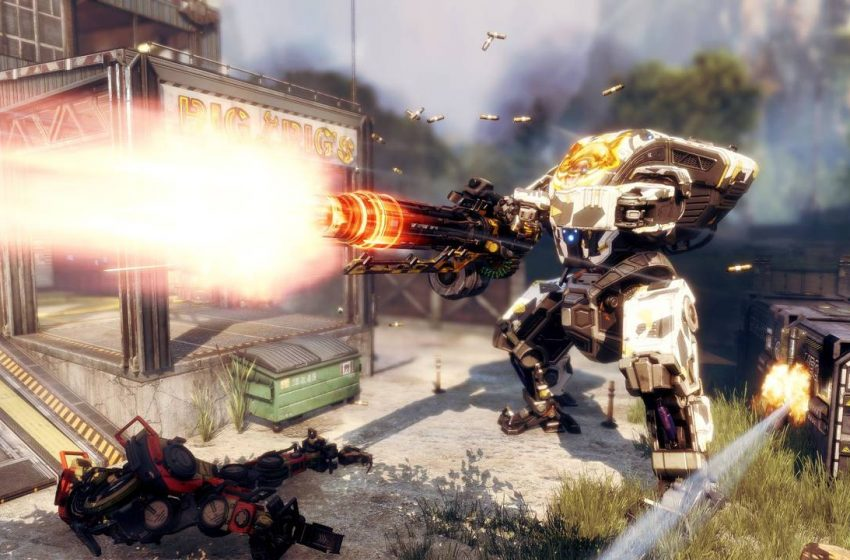 """EA Confirms Titanfall 2 Will Arrive On PS4, """"A Huge Positive For Us"""" says Blake Jorgensen"""