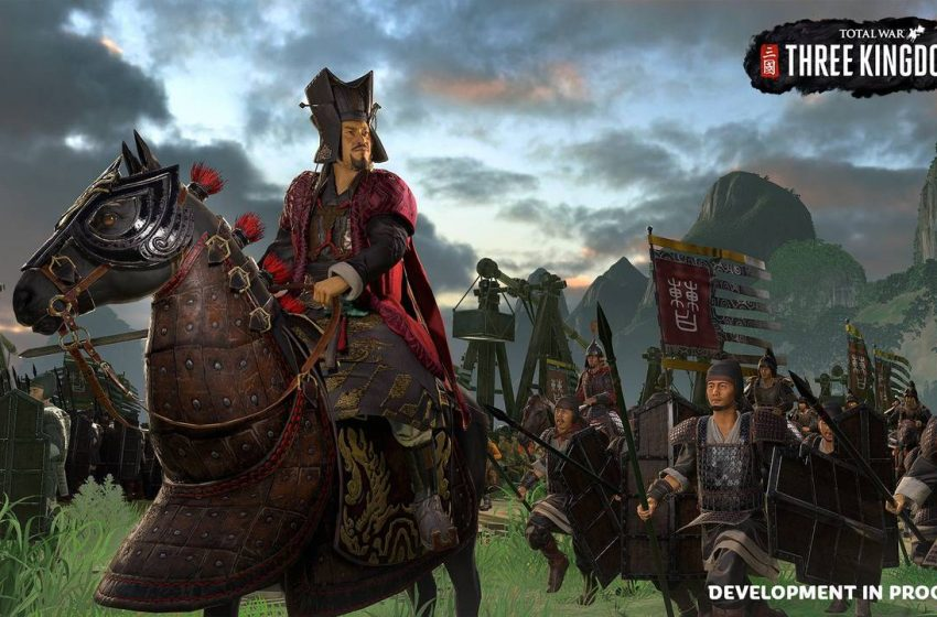 Total War Three Kingdoms – How To Play as Ma Teng