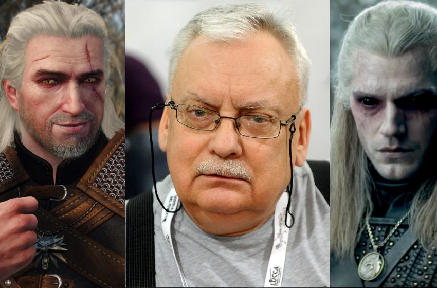 In stark contrast to Henry Cavill, Witcher creator still decidedly not a gamer
