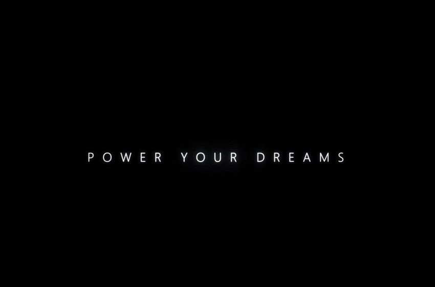 "Microsoft Trademarks Slogan ""Power Your Dreams"" from Xbox Series X Trailer"