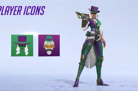 How to get Ashe's Mardi Gras skin in Overwatch