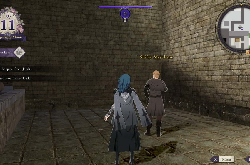 How to access the Abyss in your Fire Emblem: Three Houses campaign