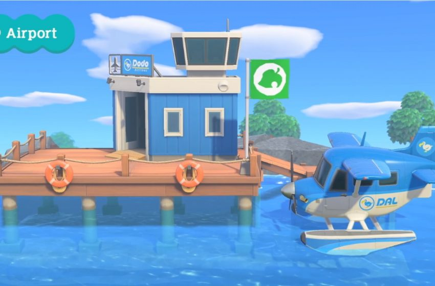 Your Animal Crossing: New Horizons island has an airport, and it's full of multiplayer features