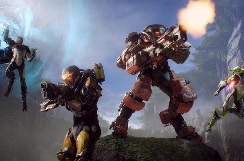 Anthem going through major reworking by BioWare