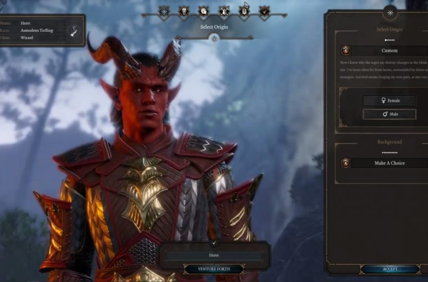 First look at Baldur's Gate 3 revealed at PAX East 2020