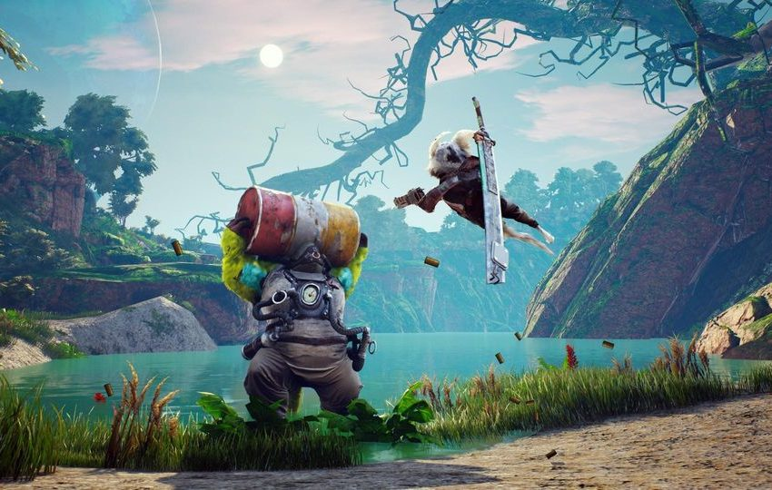 """Biomutant is """"in the final stages of its development,"""" but still has no release date"""
