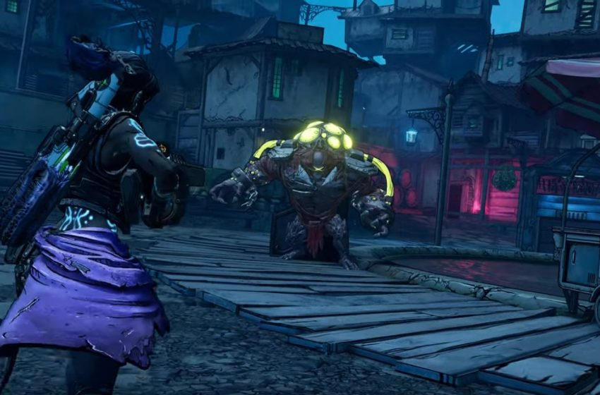 Borderlands 3's next DLC is all about Guns, Love, and Tentacles
