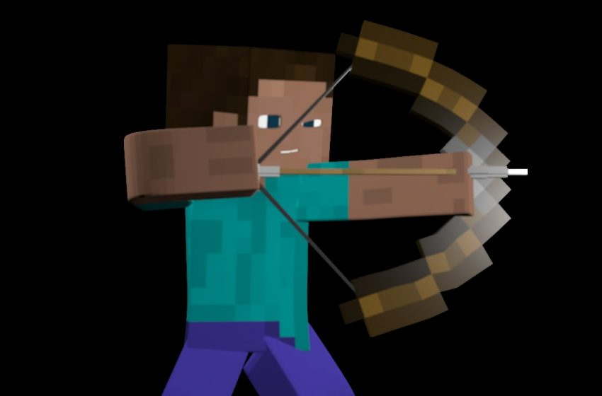 How to repair and preserve a bow in Minecraft