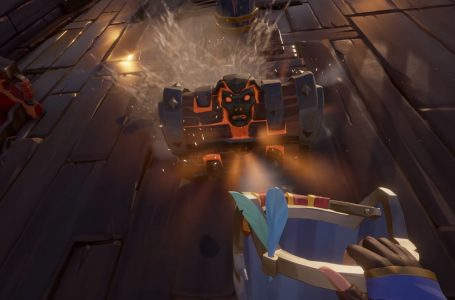 How to use and where to turn in a chest of rage in Sea of Thieves